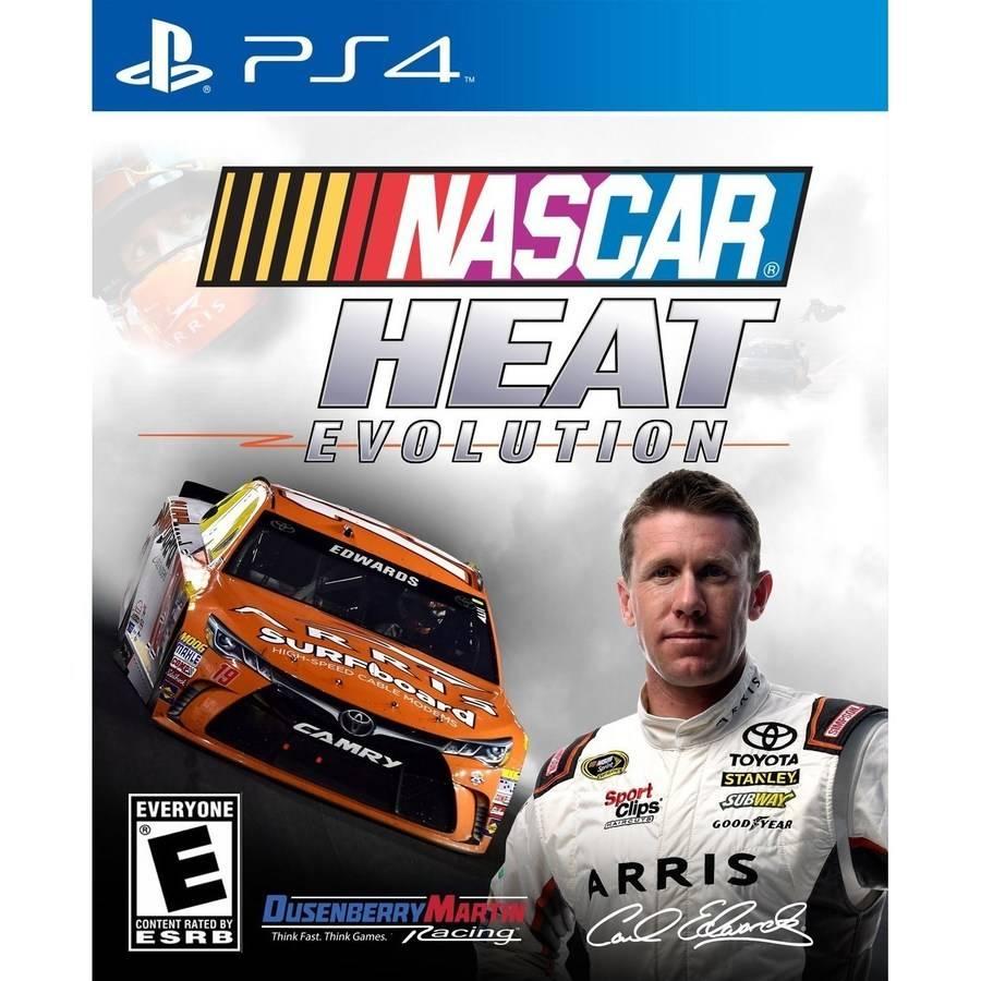 Nascar Heat Evolution - Pre-Owned (PS4)
