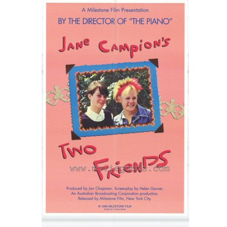 Two Friends Movie Poster  11 X 17