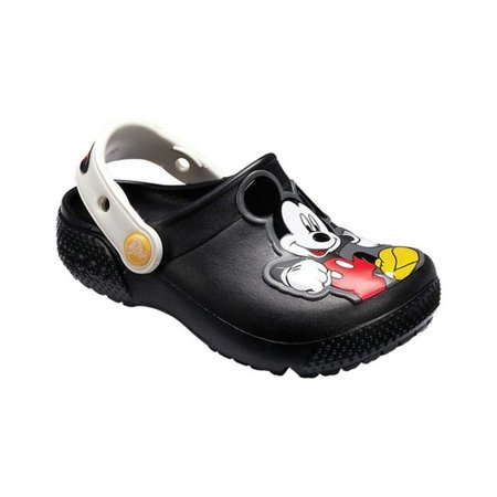 Crocs Kids Child Mickey Mouse Fun Lab Clog (Ages 1-6)