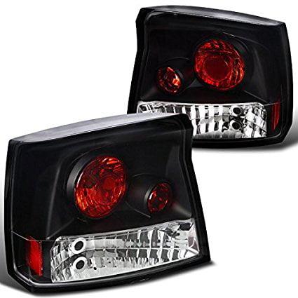 Spec-D Tuning LT-CHG05JM-TM Dodge Charger R/T Se Srt8 Sxt Black Altezza Tail