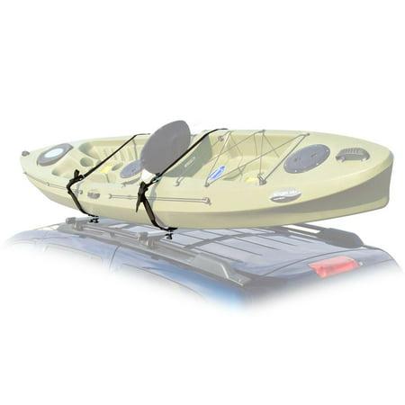 Kayak or Canoe Vehicle Roof Carrier Rack