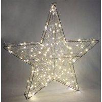 3D Star Light - Warm White
