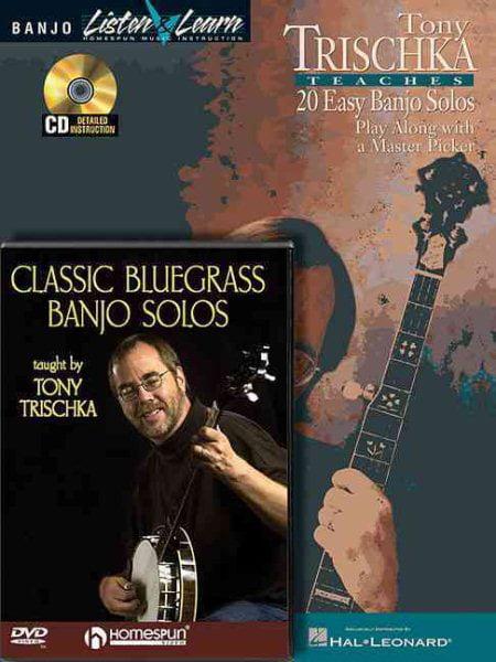 Tony Trischka Banjo by Hal Leonard Publishing Corporation
