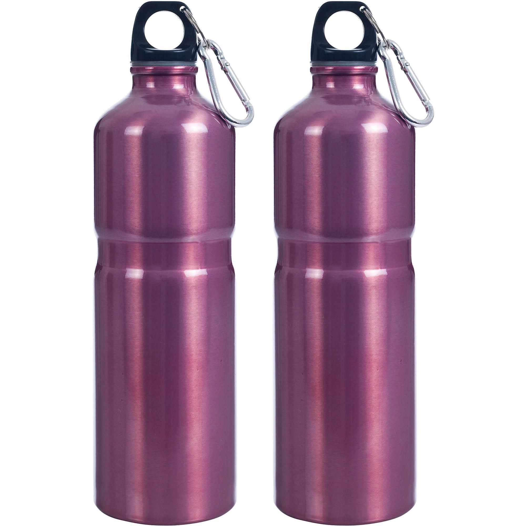 Whetstone Stainless Steel Water Bottle, 2pk, 25oz