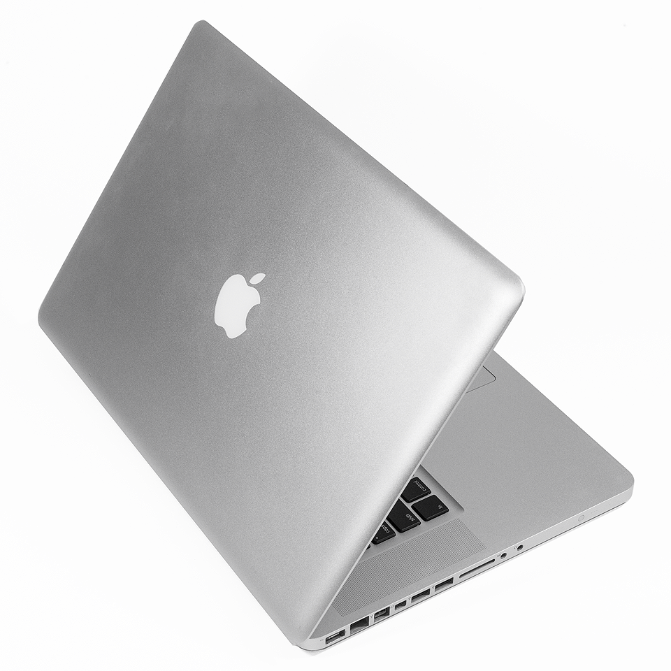 Apple MacBook Pro 15.4-Inch Laptop Intel QuadCore i7 2.4GHz / 16GB DDR3 Memory / 1TB SSHD (Solid State Hybrid) Drive - Refurbished