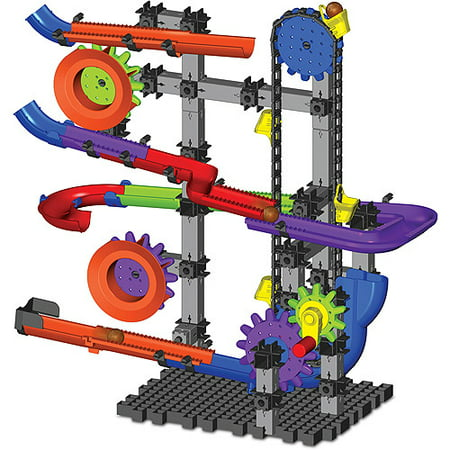 Techno Gears Marble Mania Crankster 100 Pieces