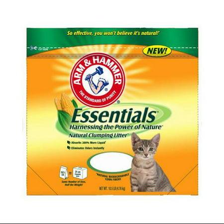 Arm And Hammer Essentials Cat Litter Walmart
