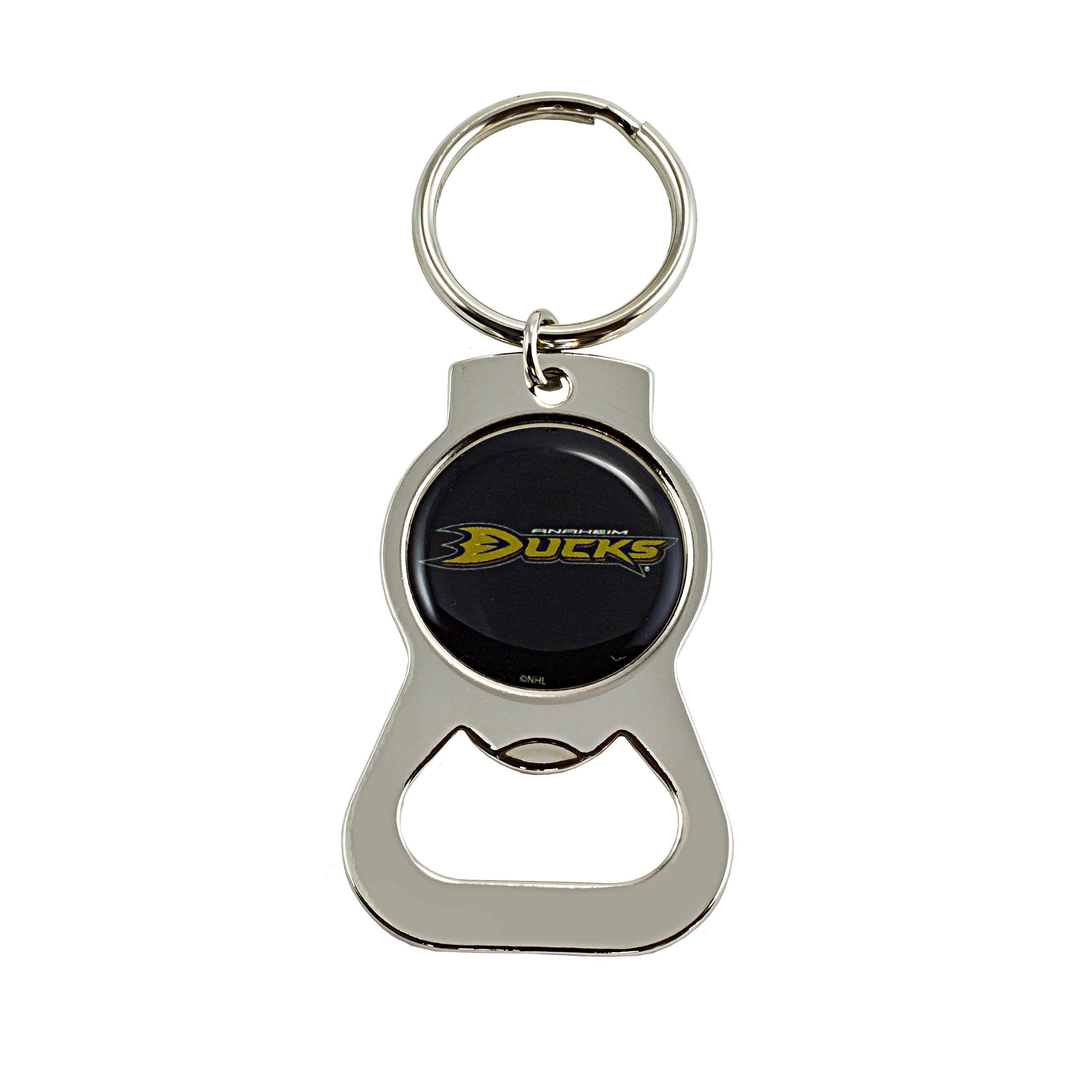 Anaheim Mighty Ducks Bottle Opener Keychain (AM)