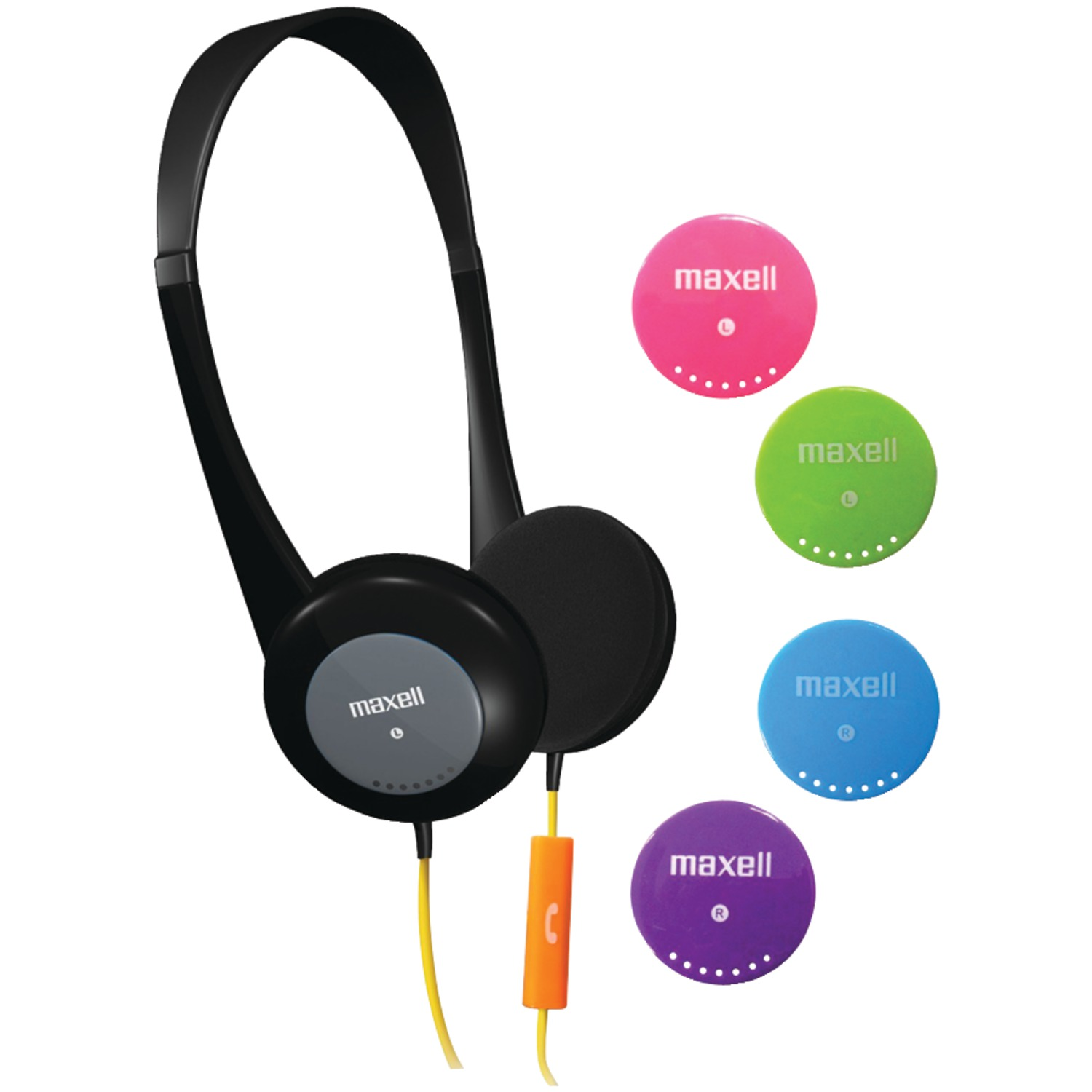 Maxell 195004 Action Kids Earbuds by Maxell