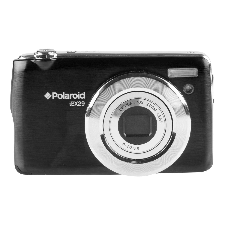 Polaroid 18.0 Megapixel Digital Camera - 10x Optical/4x Digital - 2.7-inch TFT LCD Display - Red