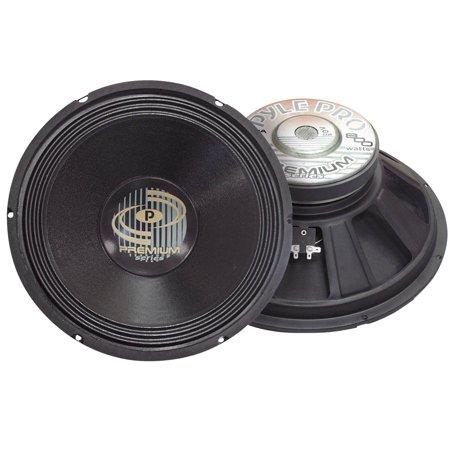 PYLE PPA15 - 800 Watt Professional Premium PA 15