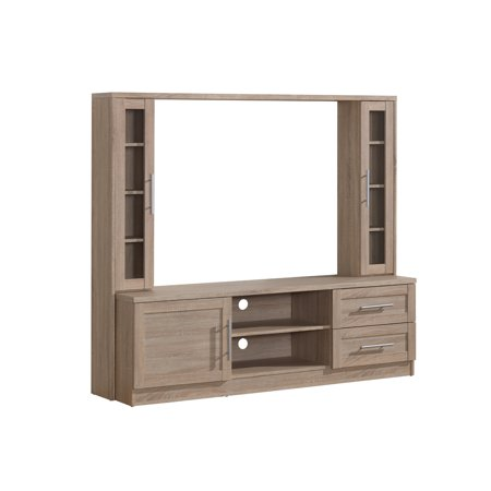 modern designs entertainment center with storage for tvs up to 50 inches. Black Bedroom Furniture Sets. Home Design Ideas