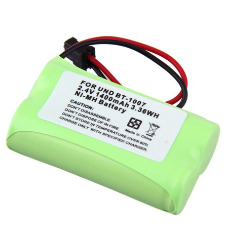 Ultralast Uniden BT-1007 Cordless Phone Battery Replacement For 2 AA w/Mitsumi (Uniden Cordless Phone Replacement Battery)