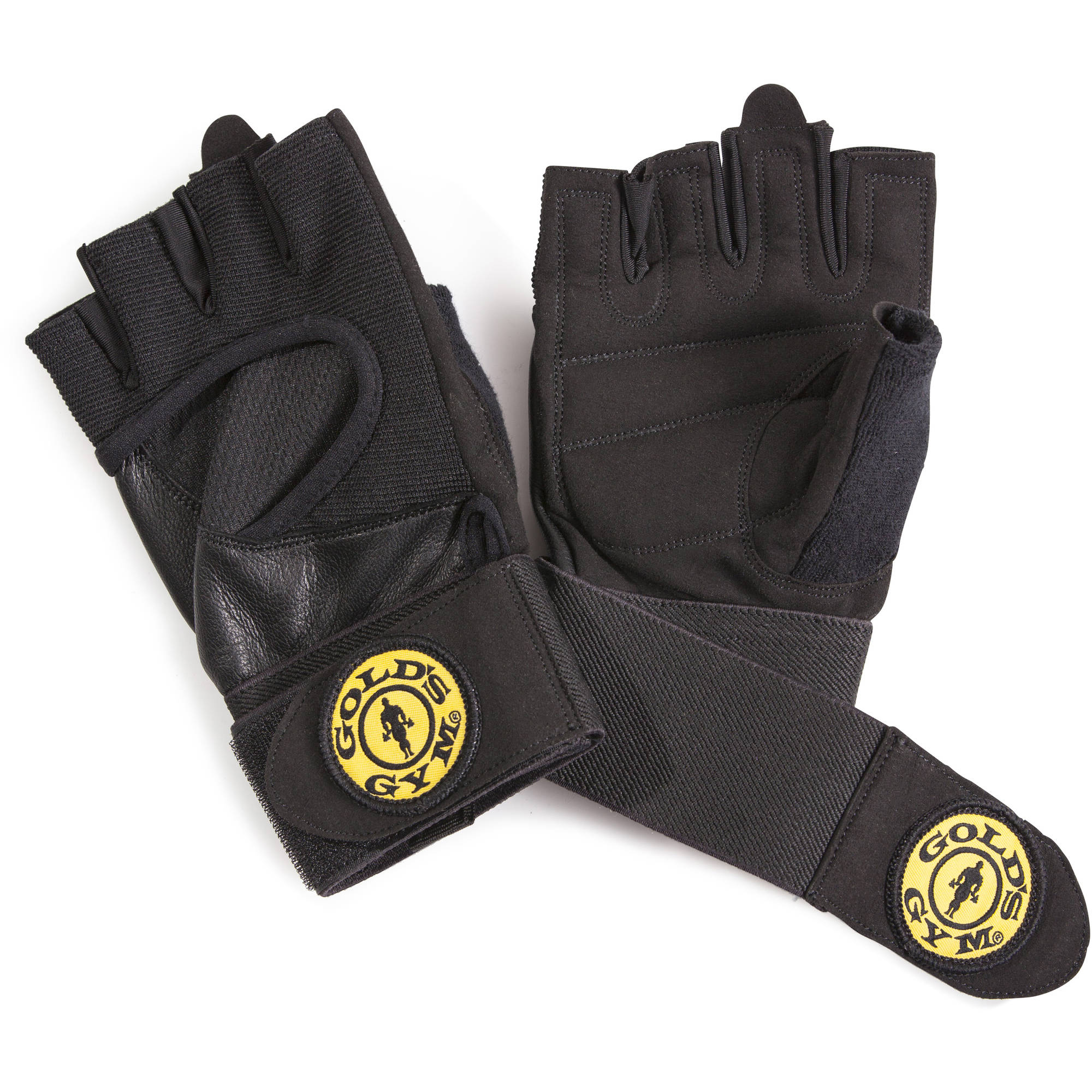 Gold's Gym Wrist Wrap Gloves