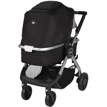 Diono Stroller Lock - Diono Quantum 3-in-1 Multi-Mode Stroller, Black