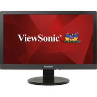 ViewSonic VA2055SA 20 Inch 1080p LED Monitor with VGA Input and Enhanced Viewing Comfort