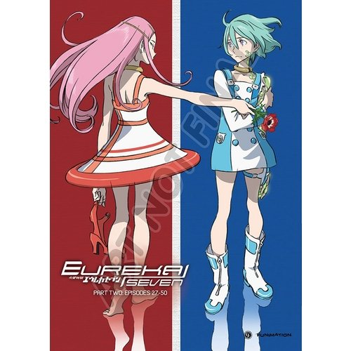 Eureka Seven: Part Two (Japanese)