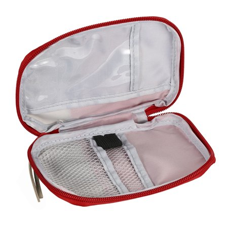 Camping Hiking Travel Home Outdoor Survival Kits Emergency Pouch Case First Aid Kits Bag - image 1 of 7