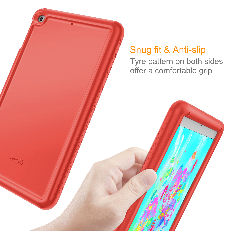 Honey Comb Series Light Weight Anti Slip Kids Frie Fintie iPad Pro 12.9 Case