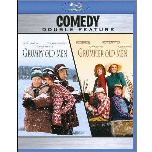 Grumpy Old Men / Grumpier Old Men (Blu-ray)
