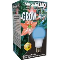 Miracle LED Blue Spectrum MAX LED Starter Grow Lite Replace 150W