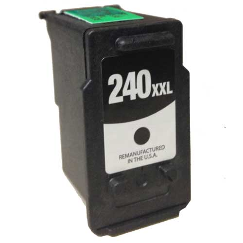 Replacement for Canon PG-240XXL cartridge - high capacity black