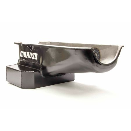Moroso Oval Track Engine Oil Pan 7-1/2