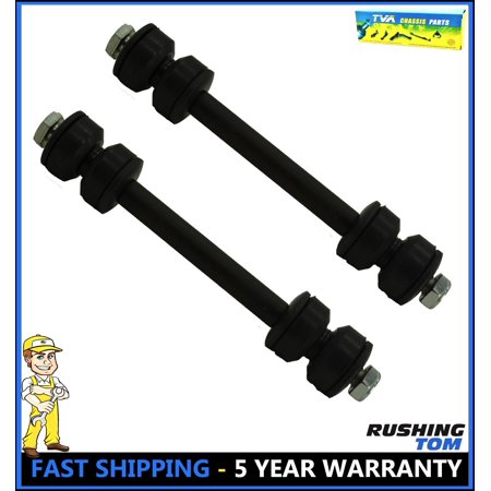 Front Sway Bar Stabilizer Link Premium Pair Fits Chevy GMC Pickup Truck SUV 4WD