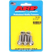 ARP 761-1001 8 x 1.25 x 20 mm 6-Point Stainless Steel Bolt Kit - Pack of 5