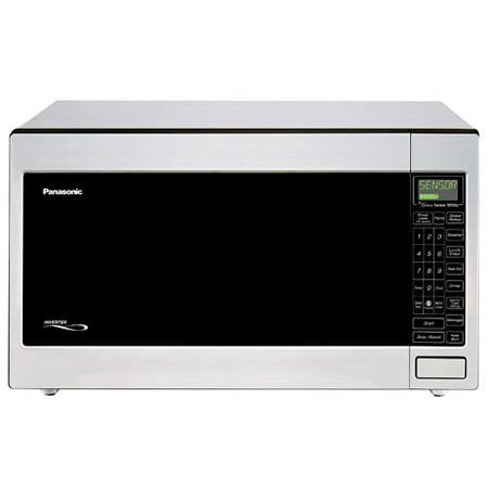 Panasonic 2.2-Cu. Ft. 1250-Watt Microwave Oven, Stainless