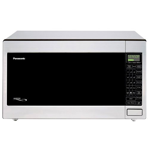 Panasonic 2 Cu Ft 1250 Watt Microwave Oven Stainless Steel