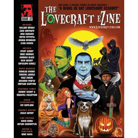 Lovecraft Ezine Issue 27: October 2013 by