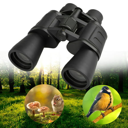 Quick Focus Binoculars, 180x100 Zoom Waterproof Wide Angle Telescope with Low Night Vision for Outdoor Traveling, Bird Watching, Great (Best Binoculars For Surveillance)