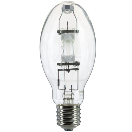 - 175w MH175/U, ED28 Mogul base clear, Metal halide bulb