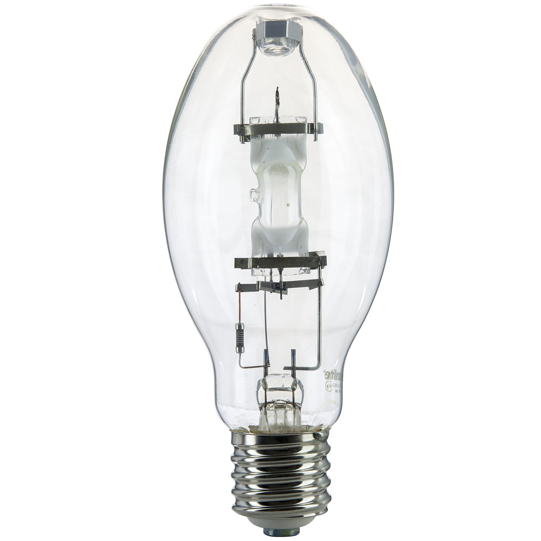 175w MH175/U, ED28 Mogul base clear, Metal halide bulb