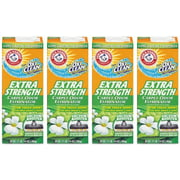 (4 Pack) Arm & Hammer Extra Strength Carpet Odor Eliminator, 30 oz