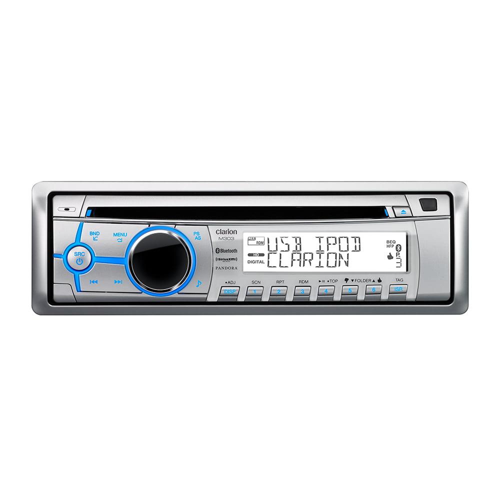 Clarion M303 BLUETOOTH CD USB MPB WMA AM/FM RECEIVER