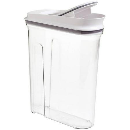 OXO POP Cereal Dispenser, Large, 4.5-Quart