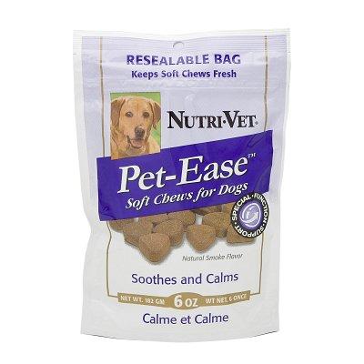 Nutri Vet Pet Ease Soft Chews For Dogs