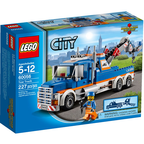 LEGO City Great Vehicles Tow Truck Building Set