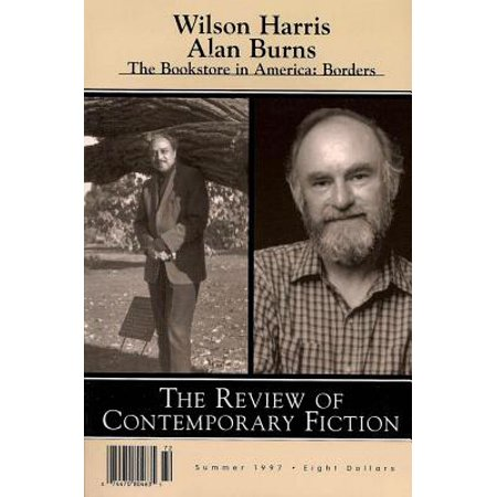Review of Contemporary Fiction: Wilson Harris / Alan Burns : Summer