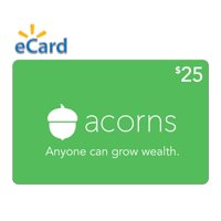 Acorns $25 Gift Card (Email Delivery)