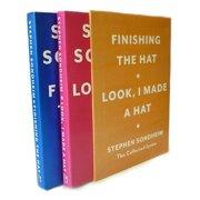 Hat Box : The Collected Lyrics of Stephen Sondheim: A Box Set