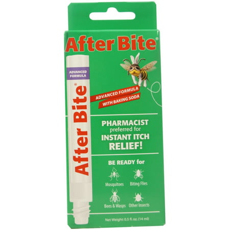 2 Pack - After Bite Itch Eraser (Pen) 14 ml (Best Remedy For Mosquito Bite Itch)