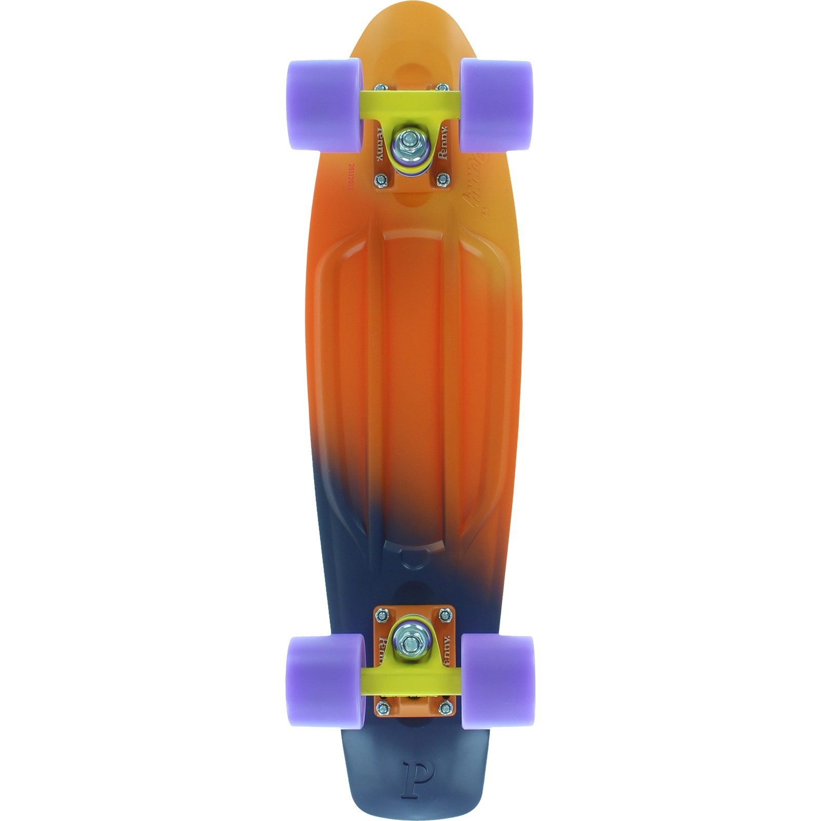 "PENNY Skateboards Dusk Fade 22"" Complete Cruiser Skateboa..."