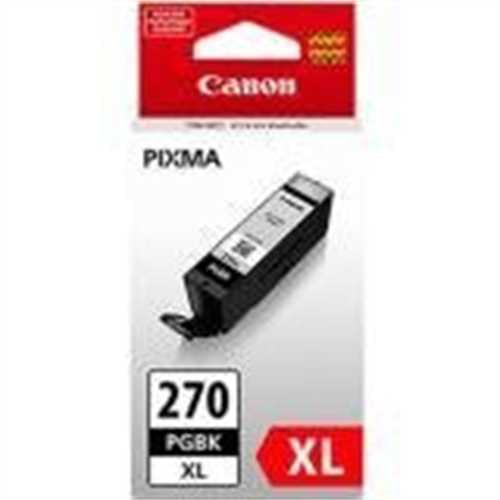 Canon Pgi-270xl Pigment Black Ink Tank
