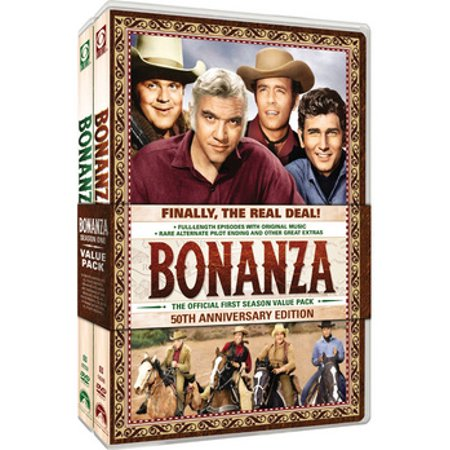 Bonanza: The Official First Season (DVD)