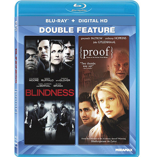 Blindness / Proof (Blu-ray + Digital HD) (With INSTAWATCH) (Widescreen)