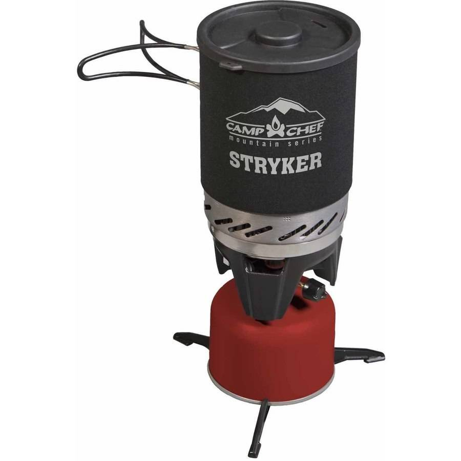 Camp Chef Portable Stryker Butane Stove with Matchless Ignition