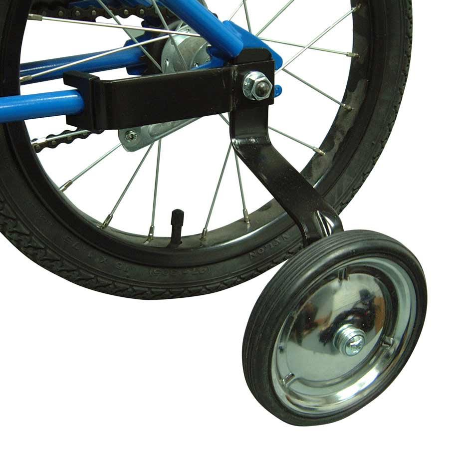 EVO, Training wheels, With forged bracket, 16'', 20''